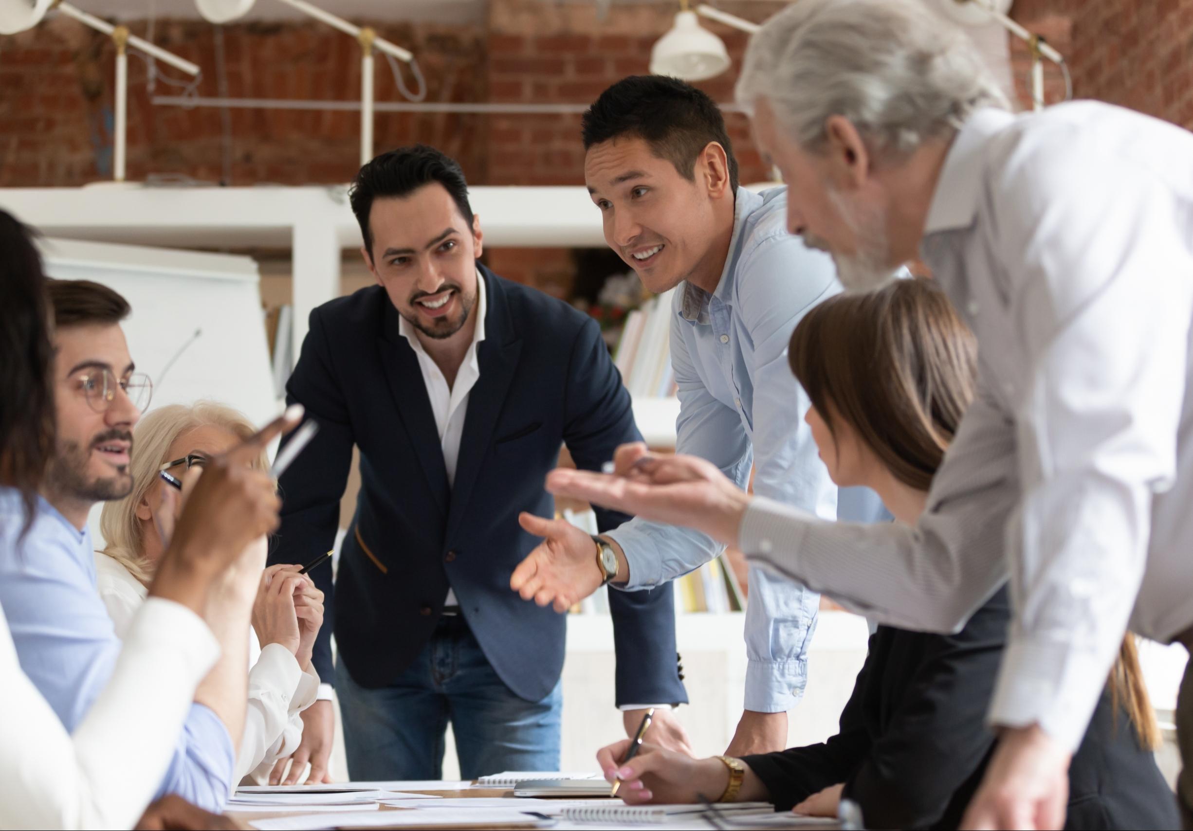 Personalentwicklung mit Hilfe der Leistungen von Flüchter & Partner vorantreiben – Erfolgreich als Team